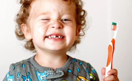 Children's Dental Health Month
